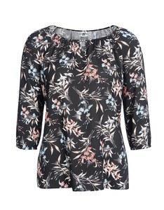 Bexleys woman - Shirtbluse mit Blumendruck
