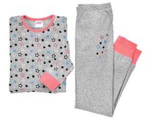 alive®  Winter-Pyjama