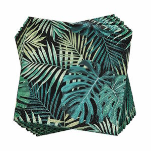 Papierserviette Jungle