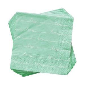 Papierserviette Love Love