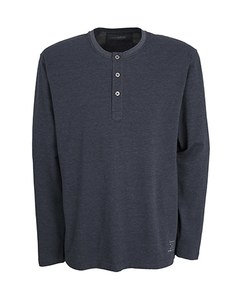 Ceceba - Herren Pyjama Shirt Langarm