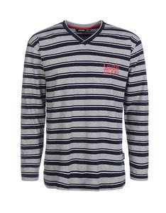 Ceceba - Big Pyjama Shirt langarm