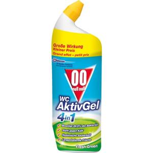 00 Null Null WC AktivGel 4in1 Fresh Green 1.99 EUR/1 l