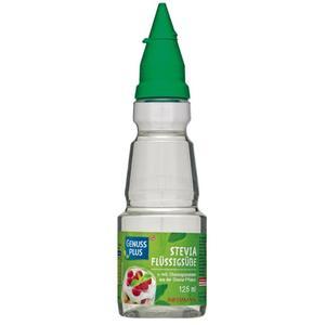 GENUSS PLUS Stevia Flüssigsüße 2.39 EUR/100 ml