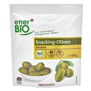 enerBiO Bio Snacking-Oliven