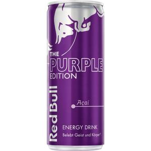 Red Bull The Purple Edition Energy Drink Acai 0.56 EUR/100 ml