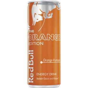 Red Bull The Orange Edition Energy Drink Orange-Kumqua 0.56 EUR/100 ml
