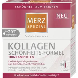 Merz Spezial Kollagen Schönheitsformel Trinkampullen 57.11 EUR/1 l