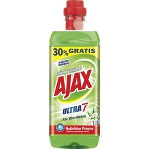 Ajax Allzweckreiniger Ultra 7 Frühlingsblumen 0.85 EUR/1 l
