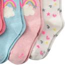 Bild 3 von 5 Paar Mädchen Socken mit Motiv