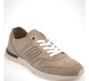 Tommy Hilfiger Sneaker - UNLINED TH LIGHT SUEDE RUNNER