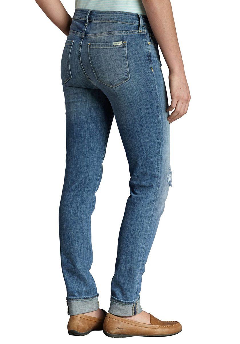 Bild 3 von Slim Leg Jeans im Destroyed-Look