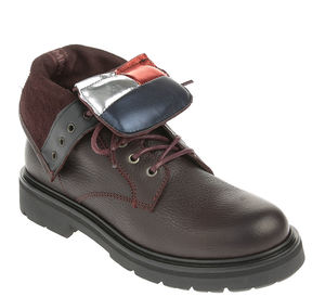 Tommy Jeans Schnürboots - BIG FLAG LACE UP BOOT