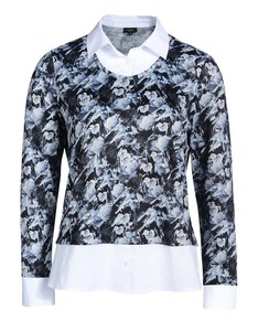 Bexleys woman - 2 in 1 Bluse