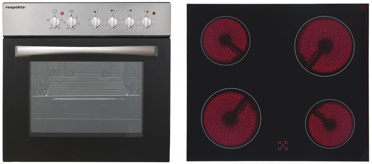 Bild 2 von respekta Economy Küchenblock 280 cm, grau