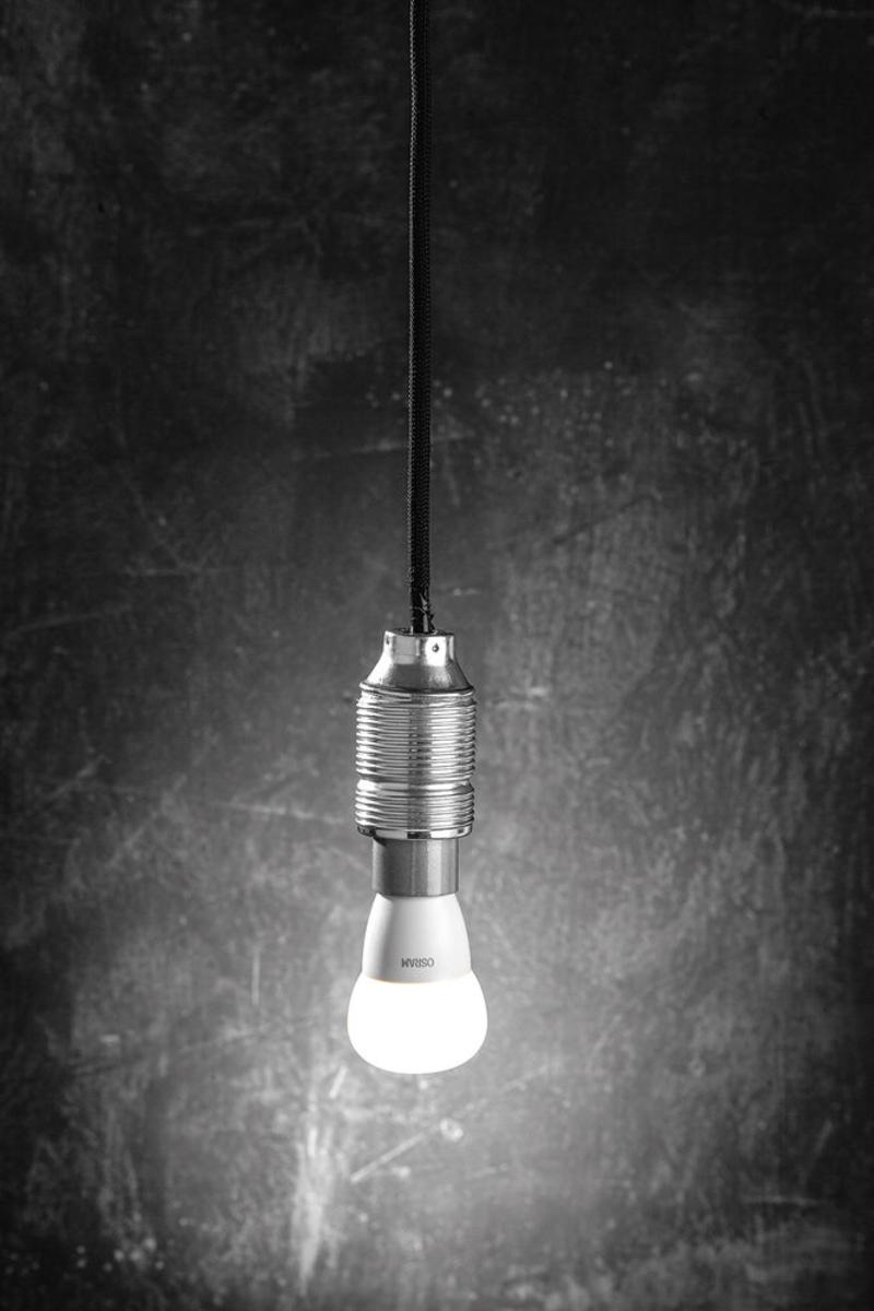 Bild 2 von Osram LED Leuchtmittel 6er Tropfen 5,7 W / 827 FR E14