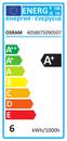 Bild 3 von Osram LED Leuchtmittel 6er Tropfen 5,7 W / 827 FR E14