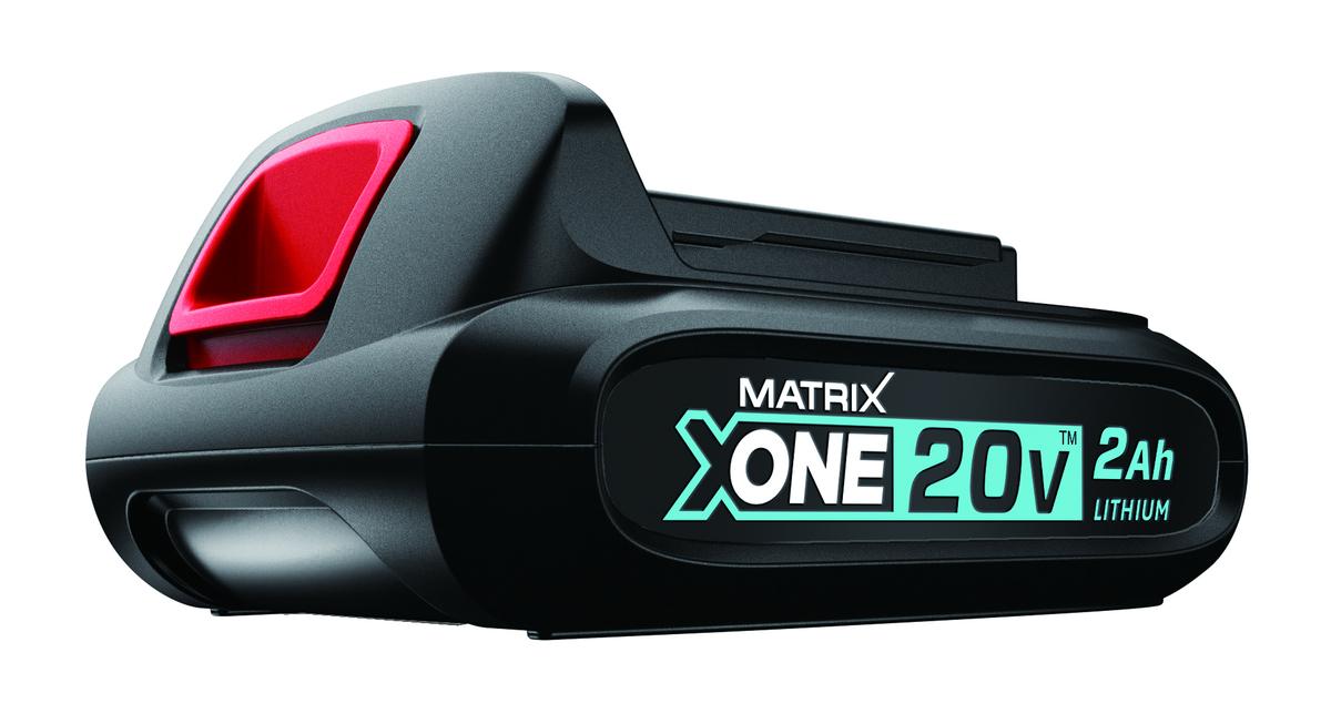 Bild 5 von Matrix X-One Akku-Trockenbauschrauber mit Akku