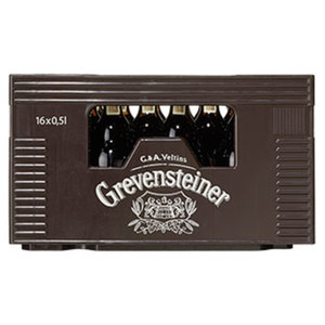 Grevensteiner Landbier, Helles oder Ur-Radler 16 x 0,5 Liter