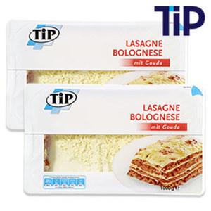 Lasagne Bolognese aus dem Kühlregal, 1000-g-Packung, ab 2 Packungen je