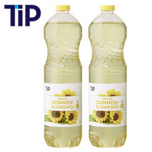 Sonnenblumenöl 1-Liter-Flasche, ab 2 Flaschen je