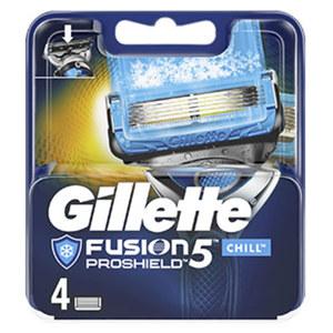 Gillette Fusion5 Proshield Rasierklingen jede 4er-Packung