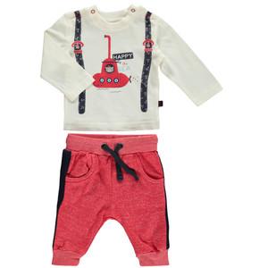 Baby Jungen Set 2tlg. bestehend aus Shirt und Hose