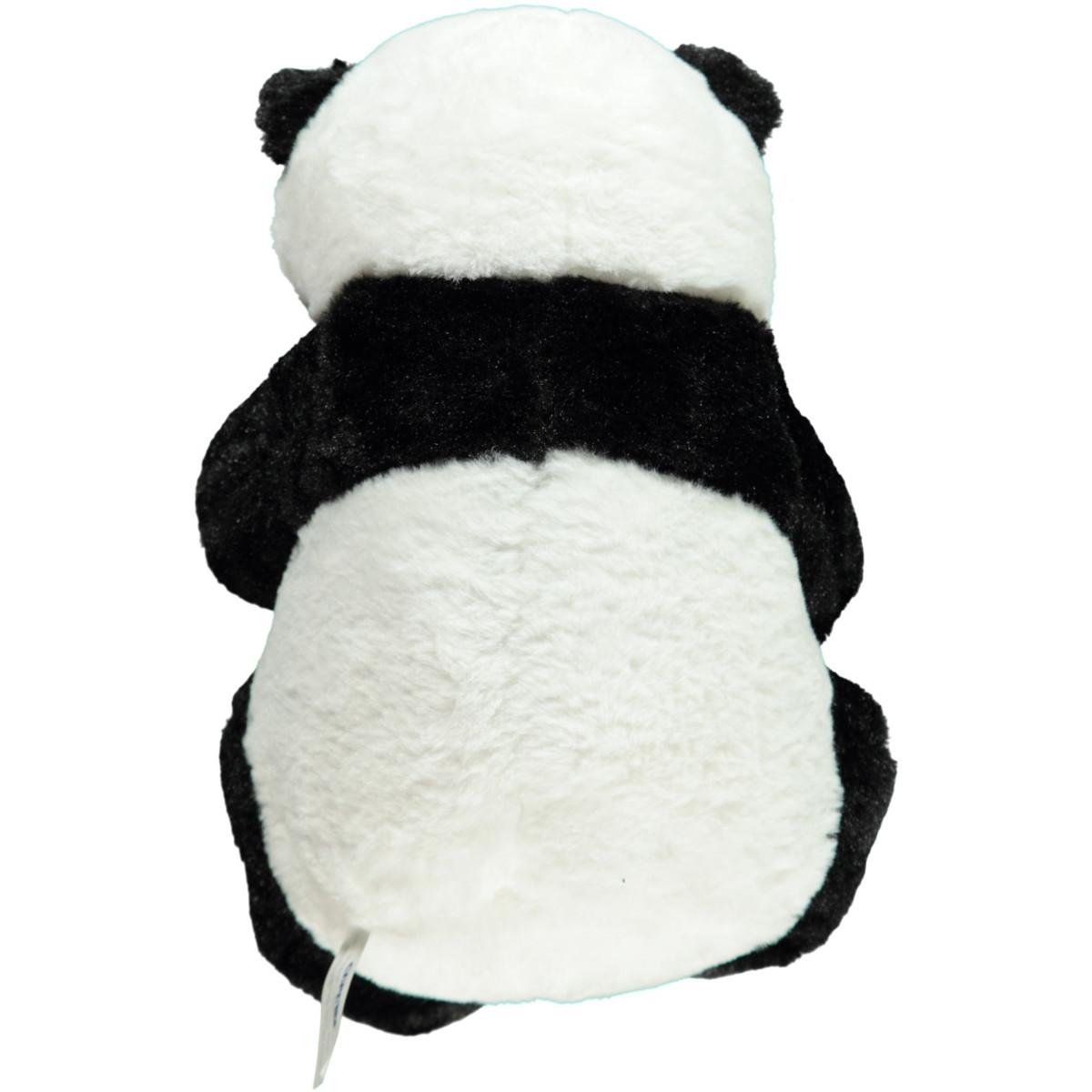 Bild 2 von Panda Bär aus weichem Plüsch 30cm hoch
