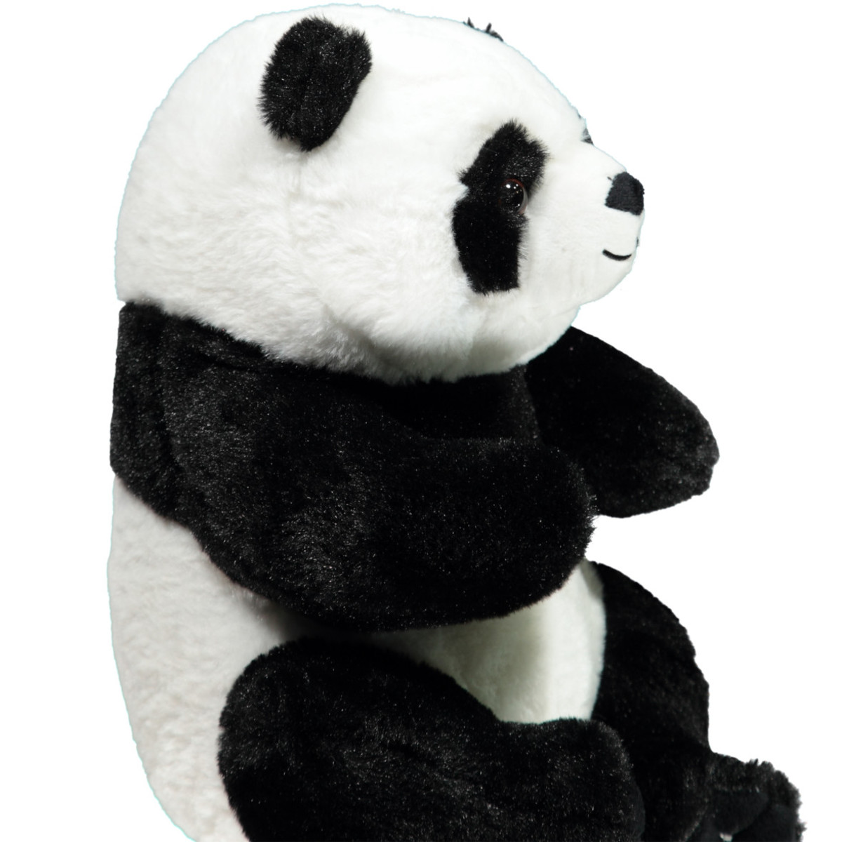 Bild 3 von Panda Bär aus weichem Plüsch 30cm hoch