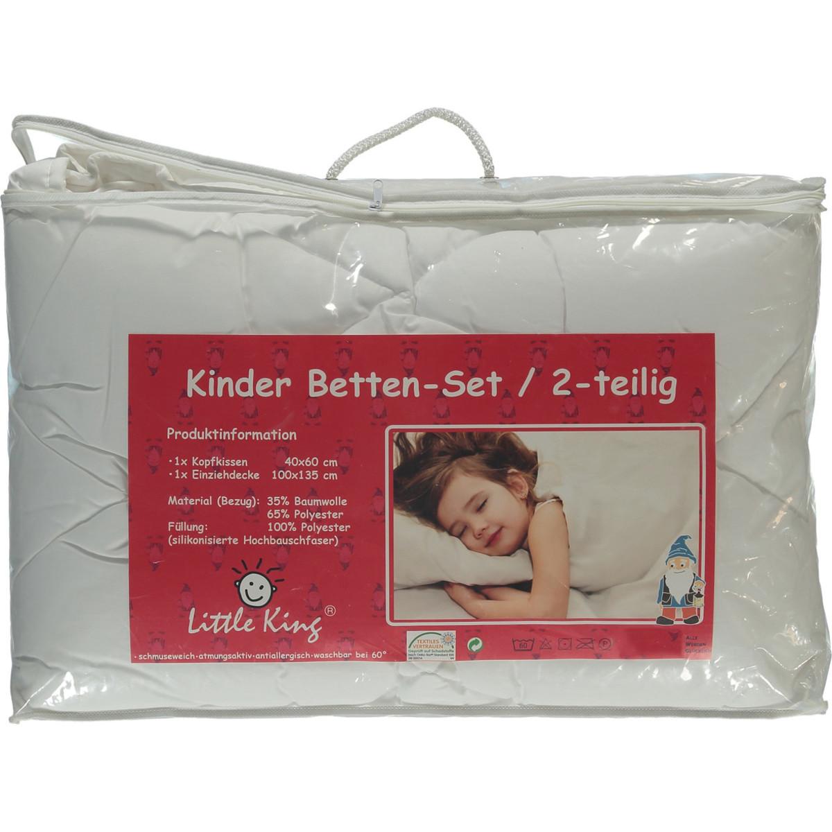Bild 2 von Kinder Bettenset 2tlg. 100x135cm