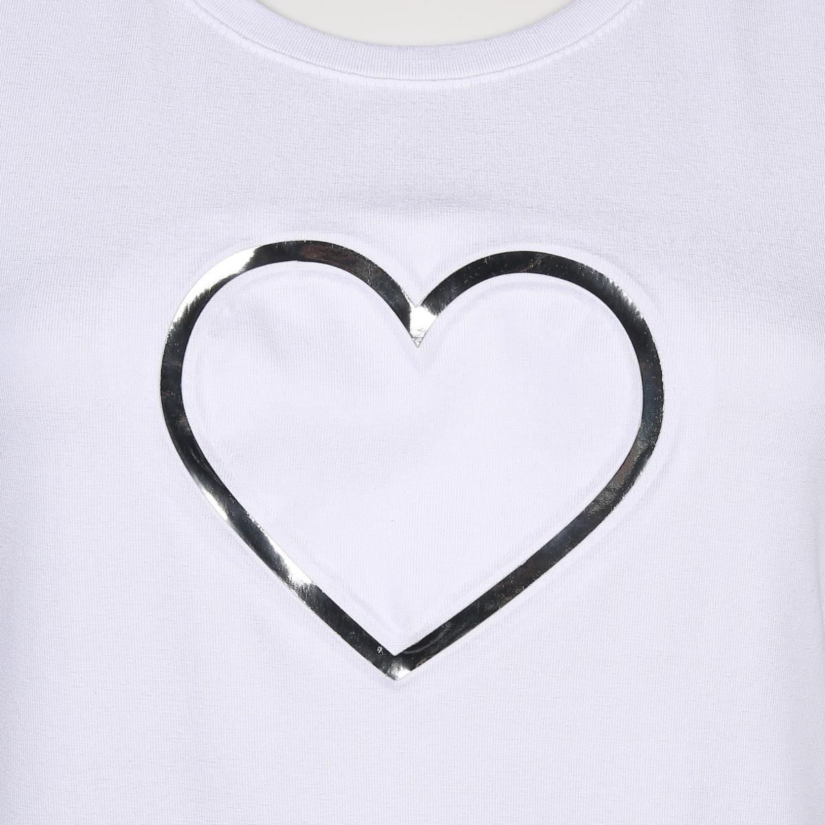 Bild 3 von Damen Sport Shirt mit Präge Print
