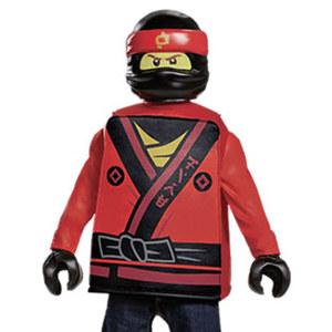 Kinderkostüm Ninjago S 4 - 6 Jahren M 7 - 8 Jahren