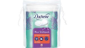 Duchesse Wattepads, Maxi mit Ringelblume, 35 Stück