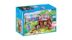 PLAYMOBIL 70001 - Fairies - Waldfeenhaus
