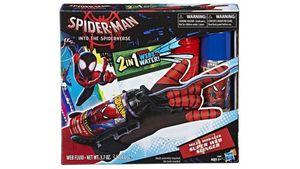 Hasbro - Avengers - Spider-Man Miles Morales Mega Blast Web Shooter mit Handschuh