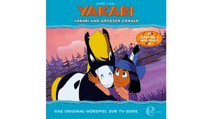 (28)HSP z.TV-Serie-Yakari Und Großer Grauer
