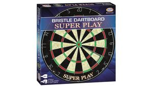 Müller - Toy Place - Bristle Dart Board Super Play