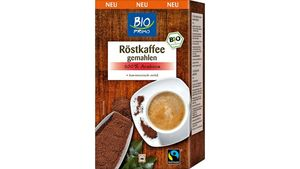 BIO PRIMO Fairtrade Röstkaffee Gemahlen