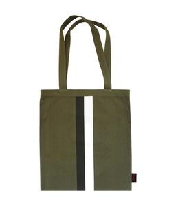 Tote Bag khaki bedruckt designed by MICHALSKY