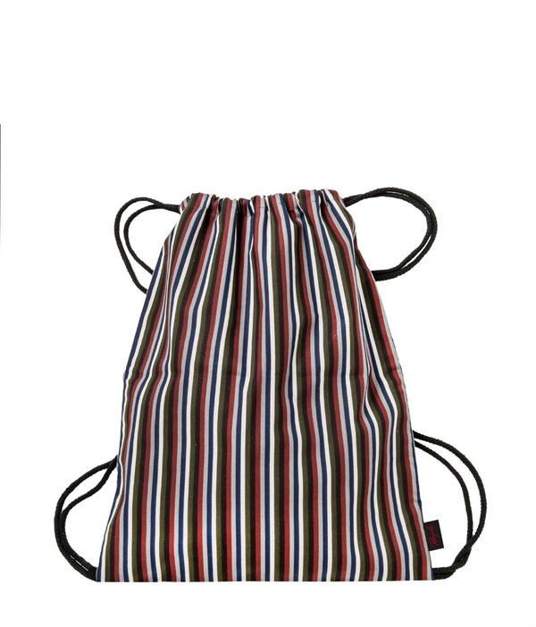 Gym Bag weiss bedruckt designed by MICHALSKY