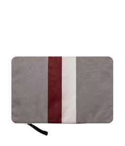Tablet Case grau bedruckt designed by MICHALSKY