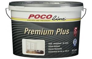 Premium Plus Innenraumfarbe weiß 10 Liter