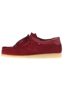 Djinns Genesis Low Suede Fashion Schuhe - Rot