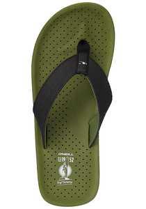 O´Neill Punch - Sandalen für Herren - Grün