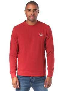 Cheap Monday Worth Tiny Skull - Sweatshirt für Herren - Rot