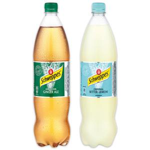 Schweppes Erfrischungsgetränk