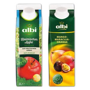 Albi Saft / Fruchtsaftgetränk