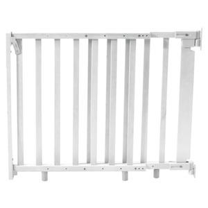 roba Tür- und Treppengitter-Set, Farbe Weiß