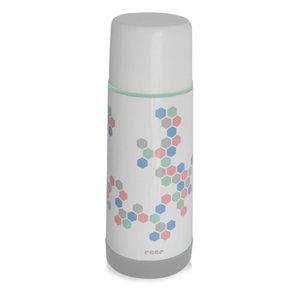 Reer Edelstahl Isolierflasche Designline 350ml