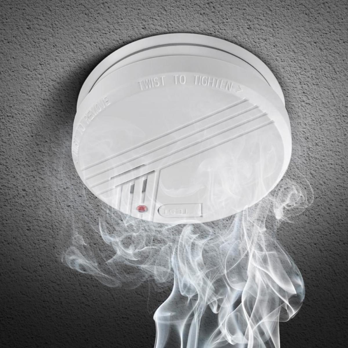 Bild 5 von reer Rauchmelder inkl. 9V Batterie